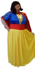Fairytale Costume Plus Size